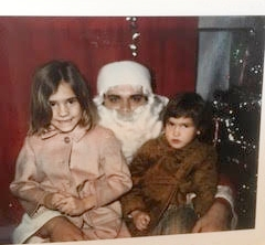Me, Santa and Daphne, 1974