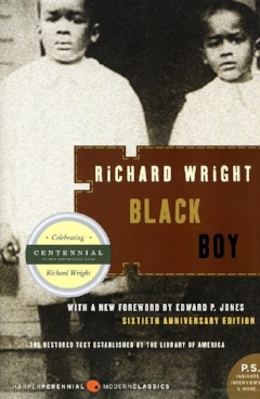 Black Boy, by Richard Wright