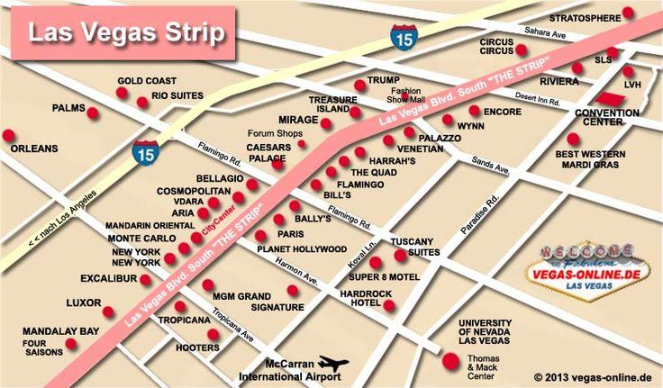 Berühmt Las Vegas - Sin City — R Great Escape &WT_84