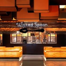 Wicked Spoon inside The Cosmopolitan