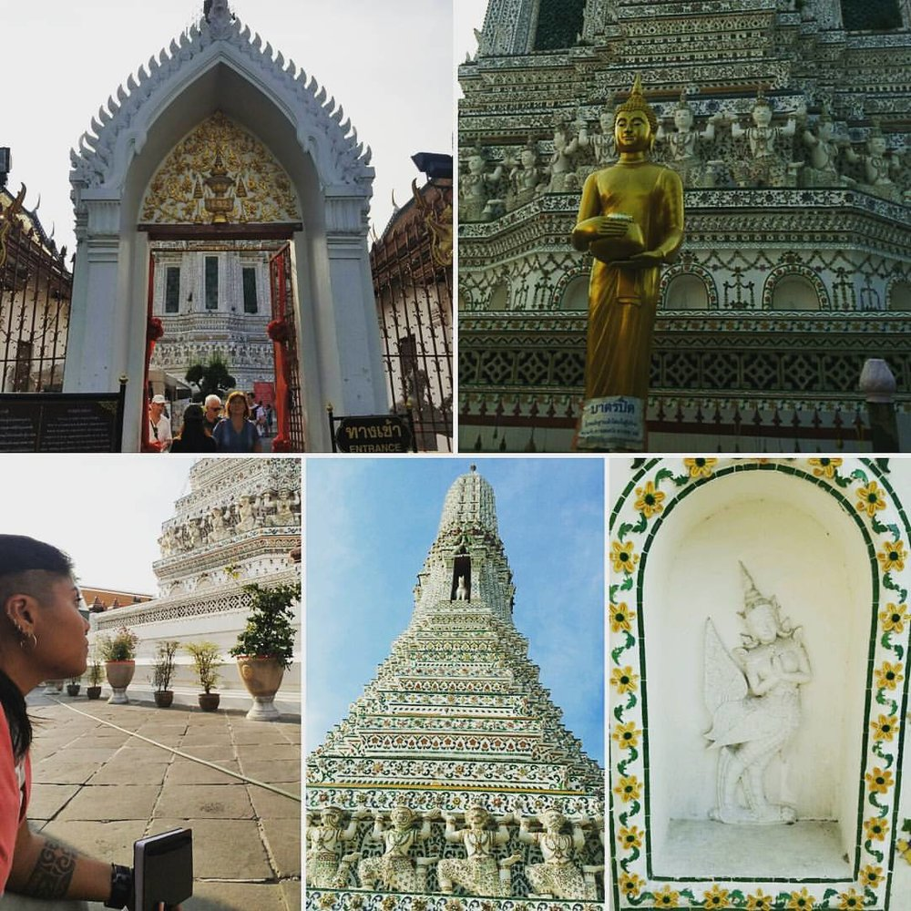 Wat Arun aka Temple of Dawn