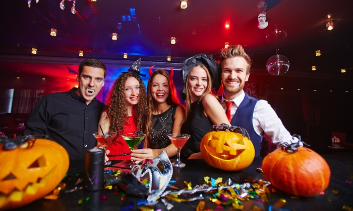 Provided by Groupon.com - Nightmare on M Street Bar Crawl