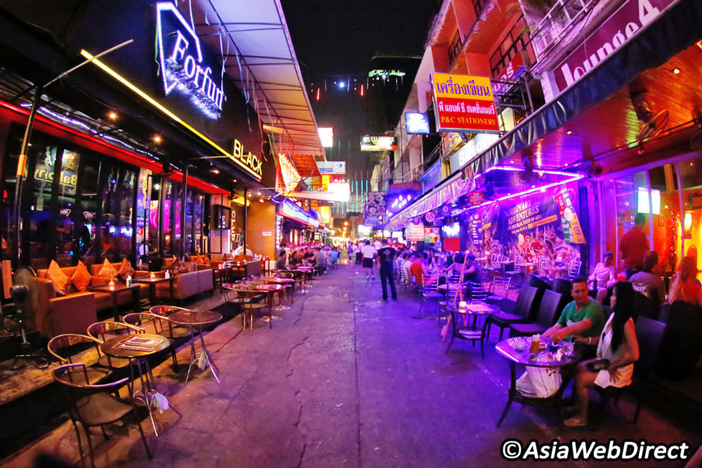 Provided by AsiaWebDirect - Silom Soi Nightlife
