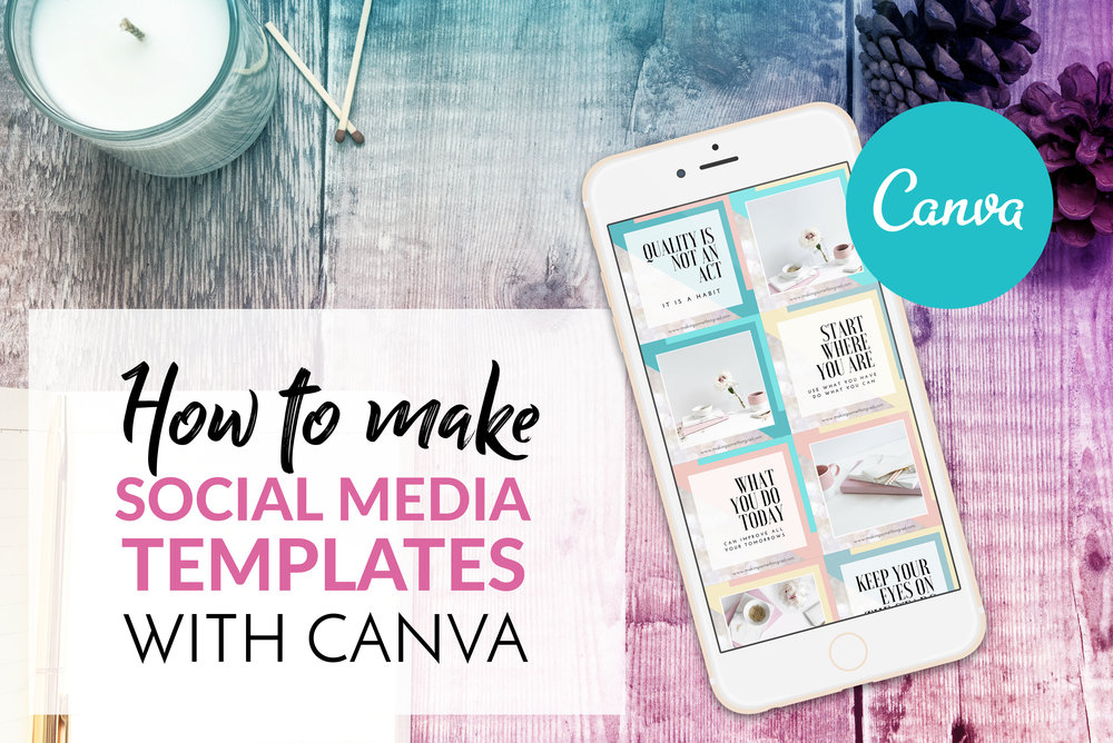 How to make social media post with Canva image.jpg