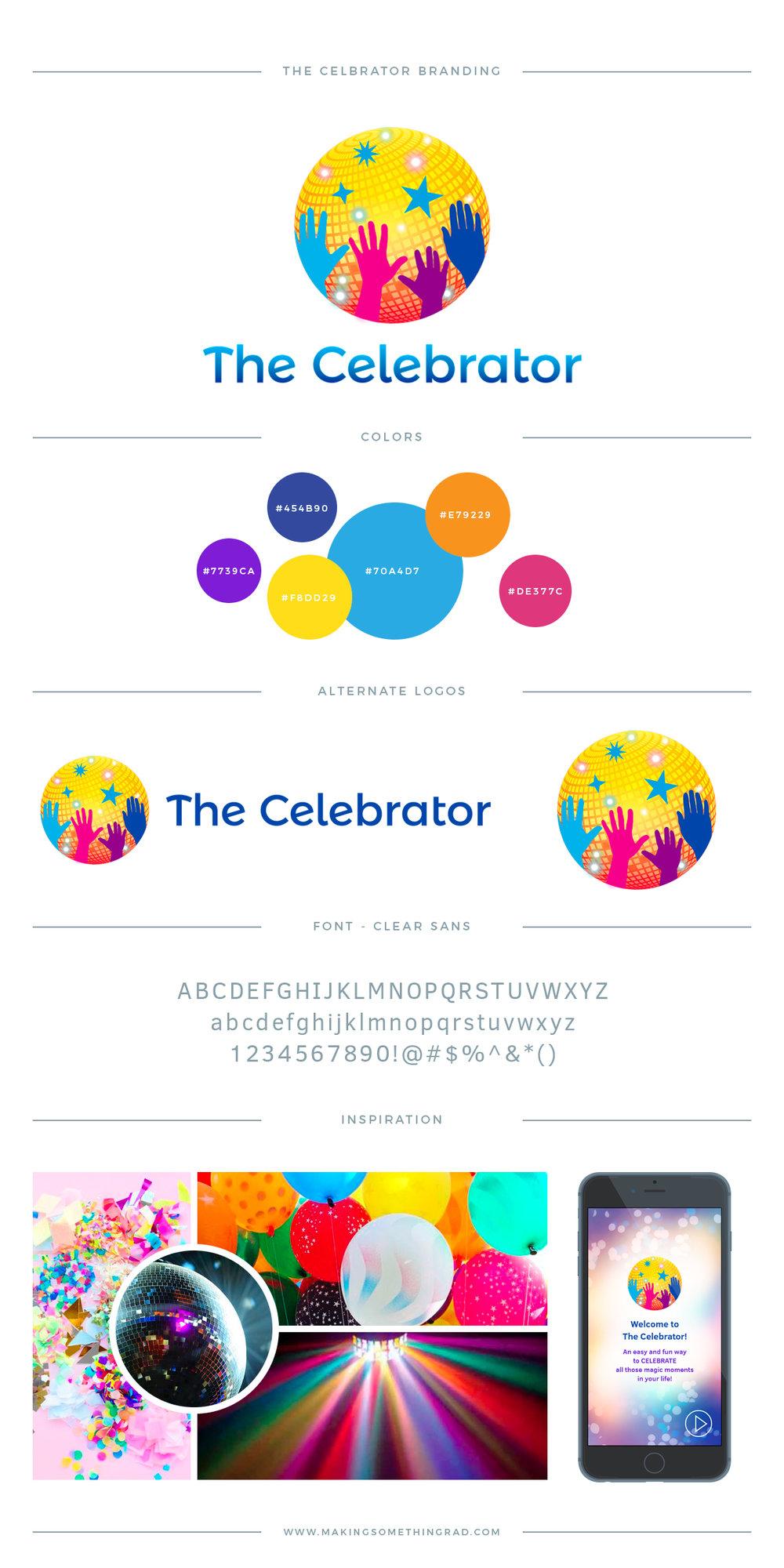 The Celebrator Brand Board.jpg
