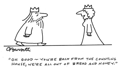 Bread and Honey - New Yorker Magazine