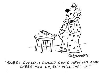 Cheer Up - New Yorker Magazine