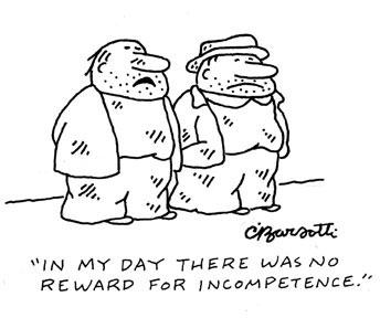 Incompetence - New Yorker Magazine