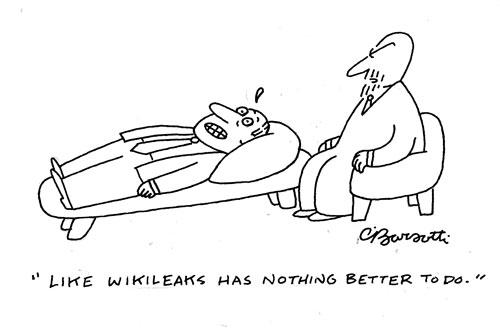 Wikileaks - New Yorker Magazine