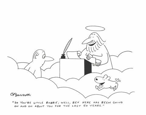 Little Bobby - New Yorker Magazine