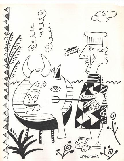 Picasso's-Bar-B-Q