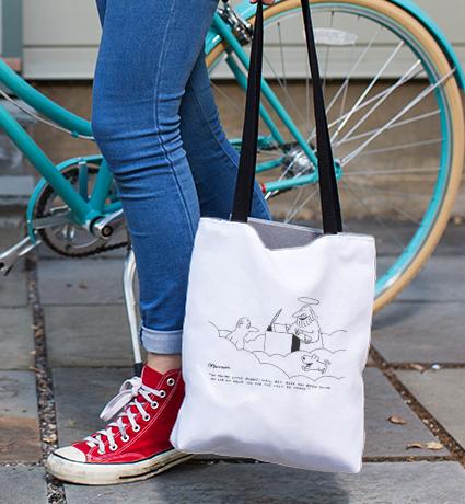 Little Bobbie - Canvas Bag