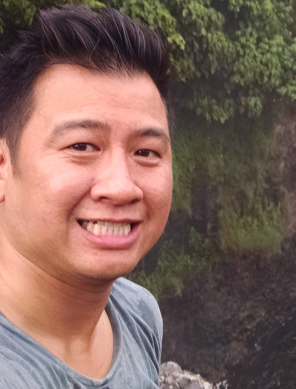 trung huynh  | lab manager   (with Pleasure and Chan labs)