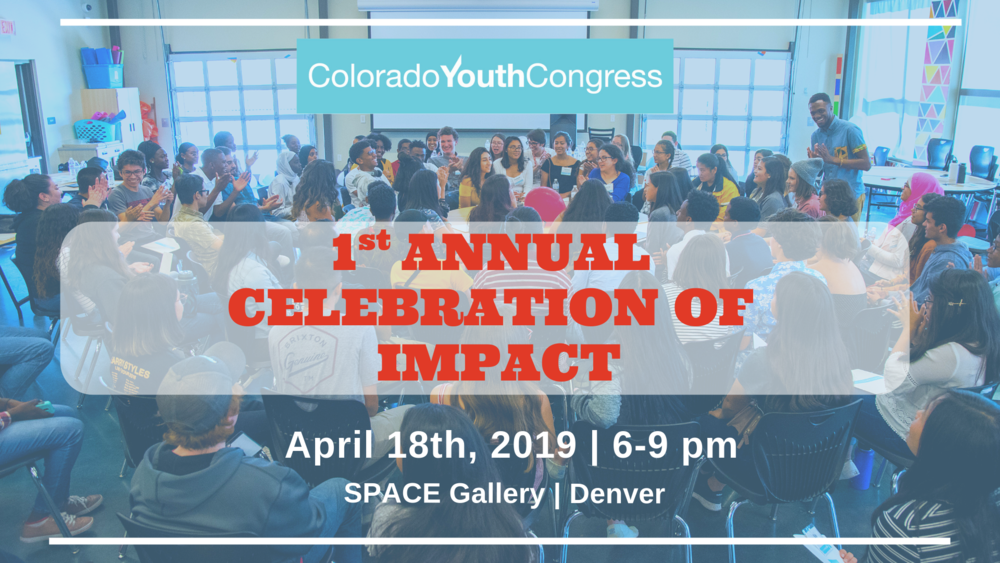 Join us for a night to celebrate the impact of CYC students! -