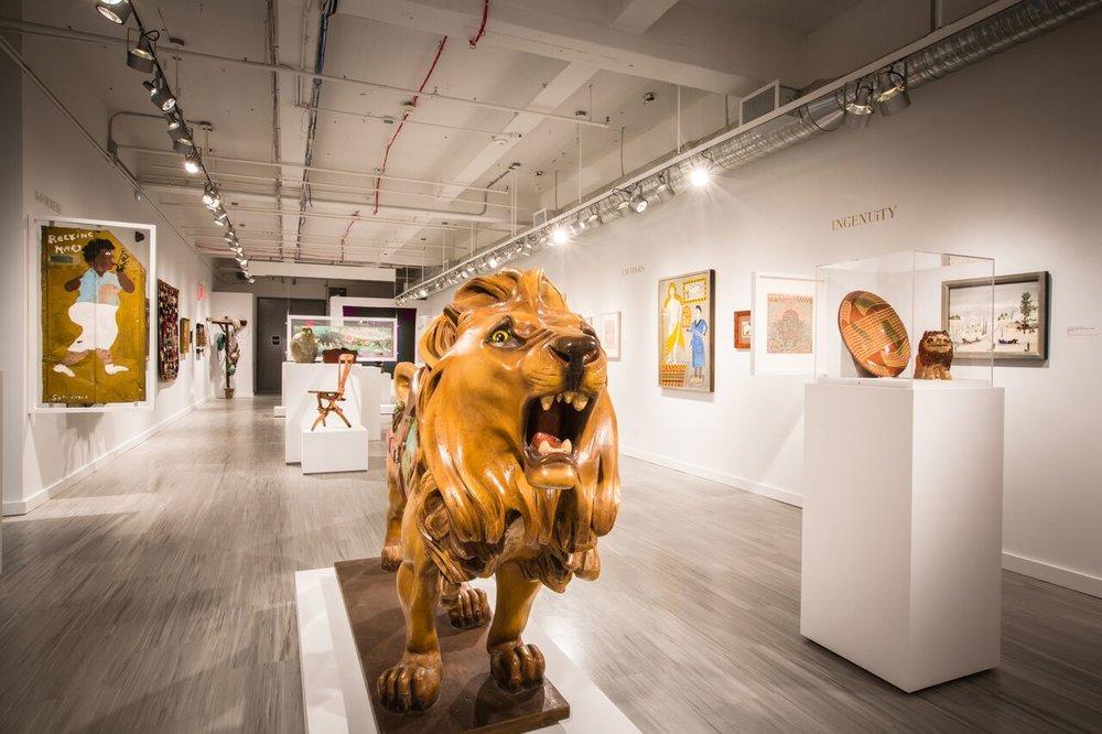 Self Taught Genius Gallery