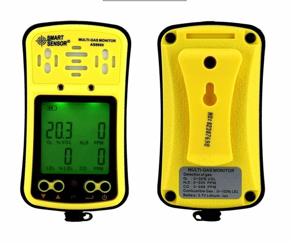 Gas Monitor -