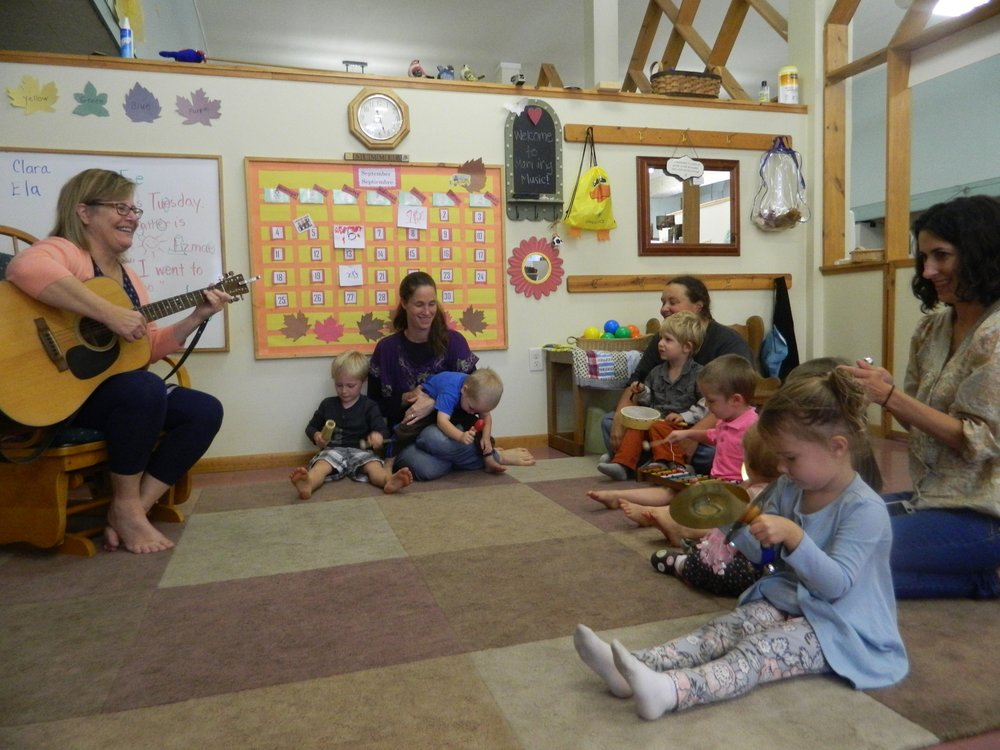 Morning Music - This high energy class is designed for families with children through age 5.  Music, dance, and sign language are all used to help your child begin learning.  There are instruments to play, stories to be read, and calendar time.  There is no need to sign up in advance; join in any week!  We suggest a donation of $2 per family for each session.Winona Morning Music is on Tuesdays from 10am - 11:30am.  66 E. 2nd Street.  The next session runs January 16th through April 24th, 2018.Trempealeau Morning Music is on Thursdays from 10am - 11:30am.  Shirley M. Wright Library, 1455 Fremont Street.  The next session runs February 1st through April 26th, 2018.Rushford Family Music dates have not been determined yet.  Check back for more details.