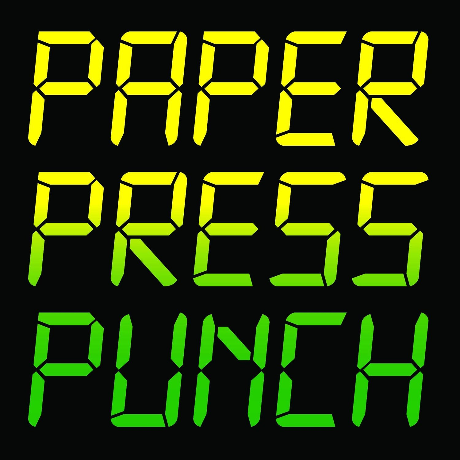 Paper Press Punch