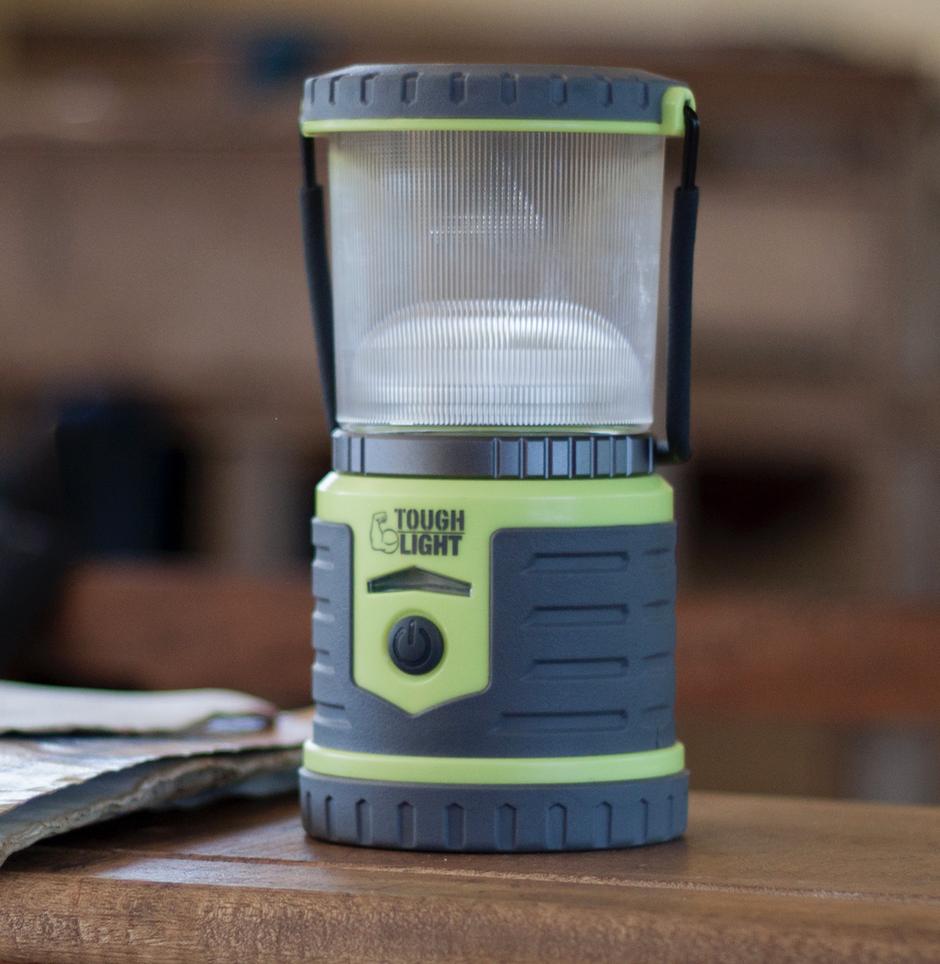 a new lantern