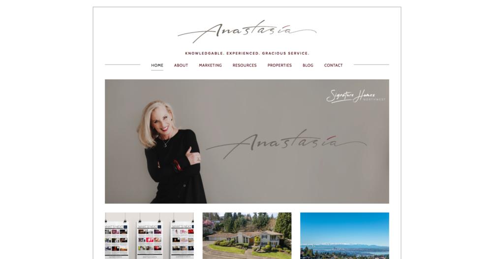 AnastasiaMiles.com  - Luxury Real Estate Realogics Sothebys International Realty