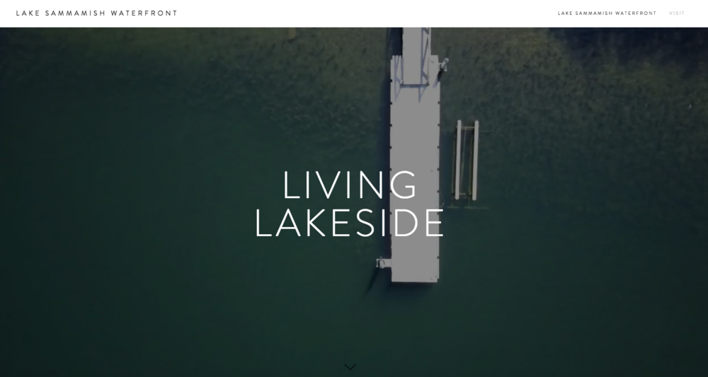 LIVING LAKESIDE  -