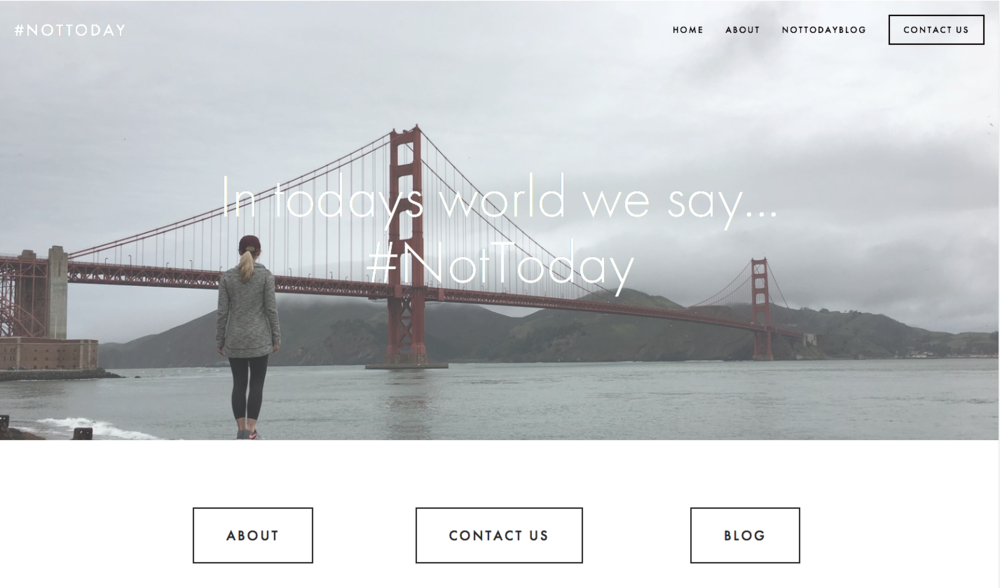 NOTTODAY.ORG -