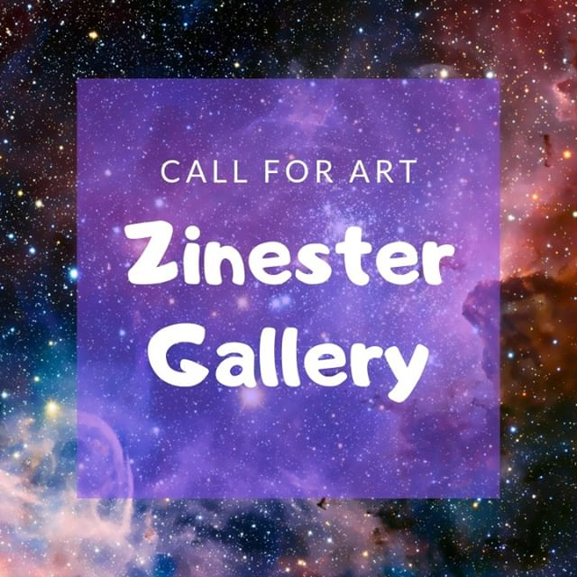 You've got one week to submit your kid's art to the Zinester Gallery for a chance to get a bonus copy of Scoutaroo Issue 14: OUTER SPACE! 🌘⭐️🌌 . It's easy - just send me a well-lit photo of some of your kid's art of outer space, aliens, planets, or stars, in a DM/message with your child's name and age. If their art is selected, you'll get a free copy of this issue! . Submit soon! Submissions close on March 21st