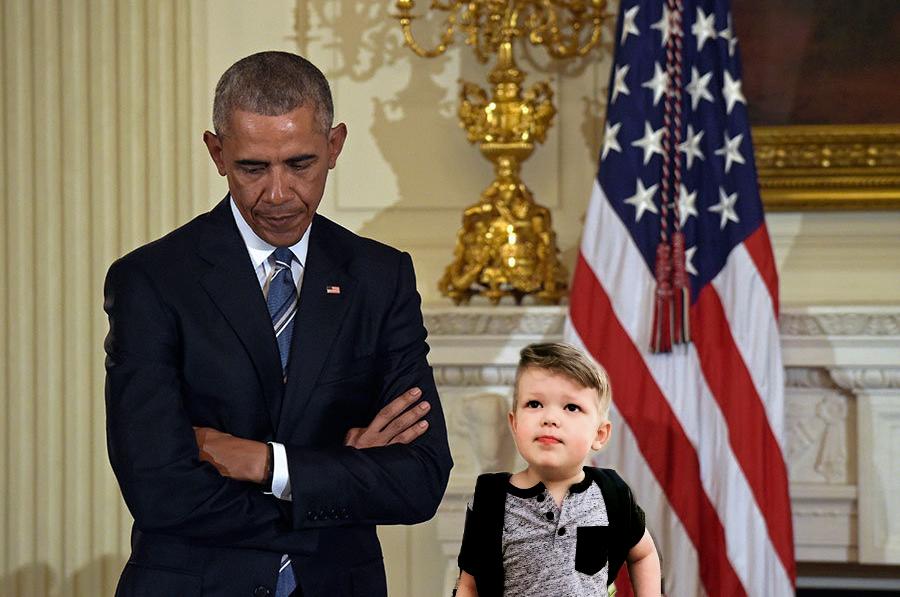 Bix and Obama