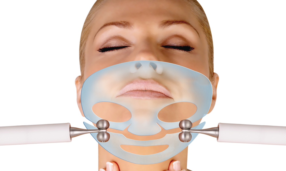 CACI MICROCURRENT LIFT TREATMENTS Muscle Re-education Therapy