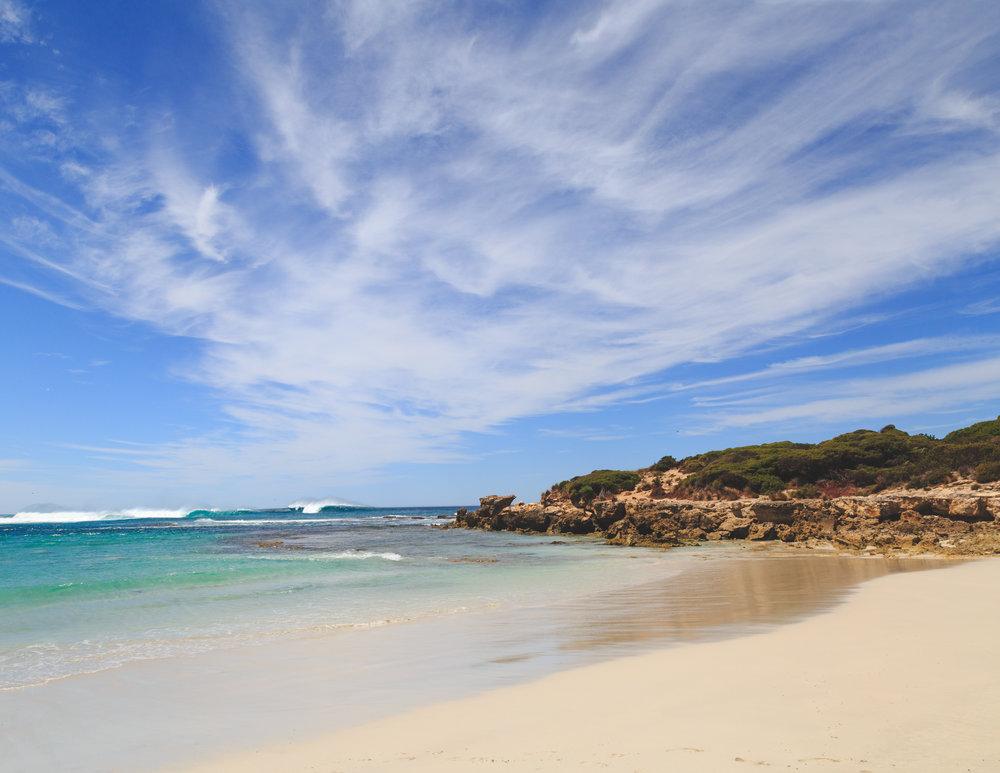 Hanson Bay Beach