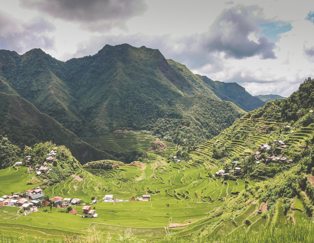 Batad Rice Terraces, The Philippines
