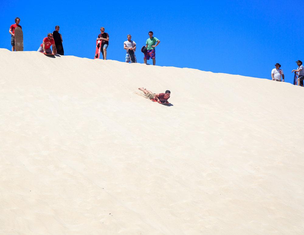 Things to do Kangaroo Island: Little Sahara
