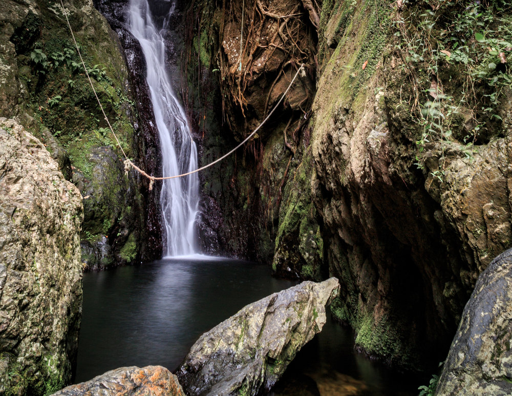 Unmissable day trips from Cairns: Crystal Cascades