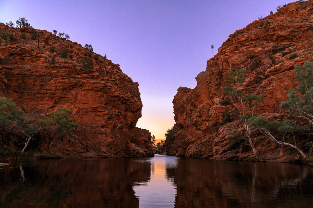 Things to do in Alice Springs: Ellery Big Creek