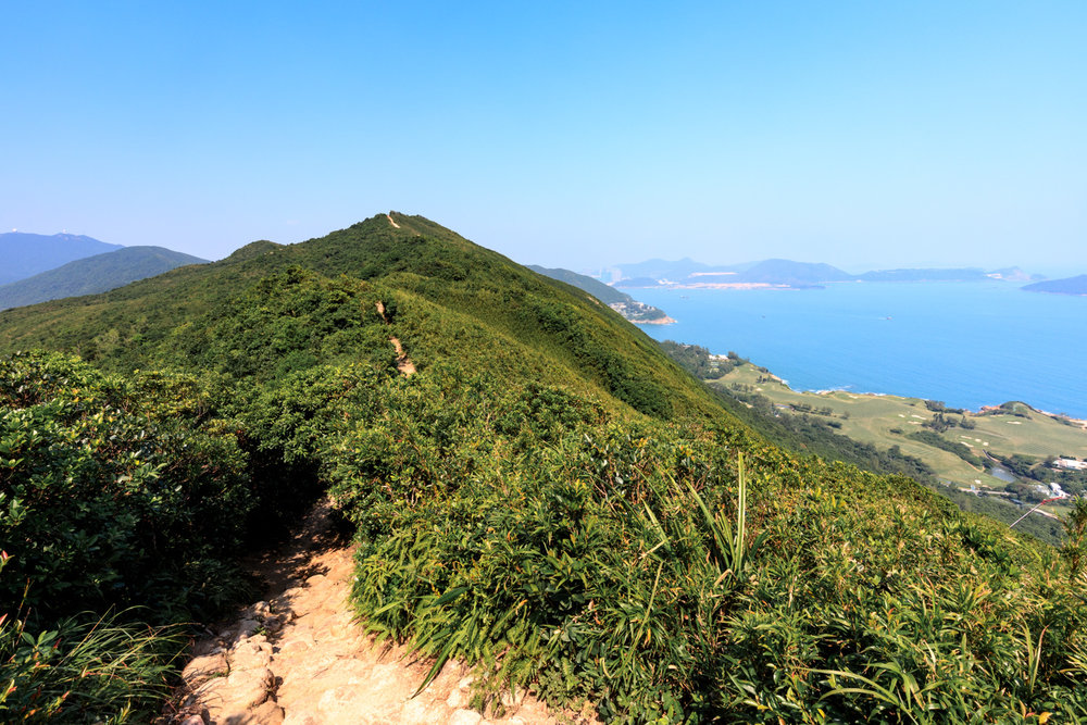 Best walks in Hong Kong: Dragon's Back Trail