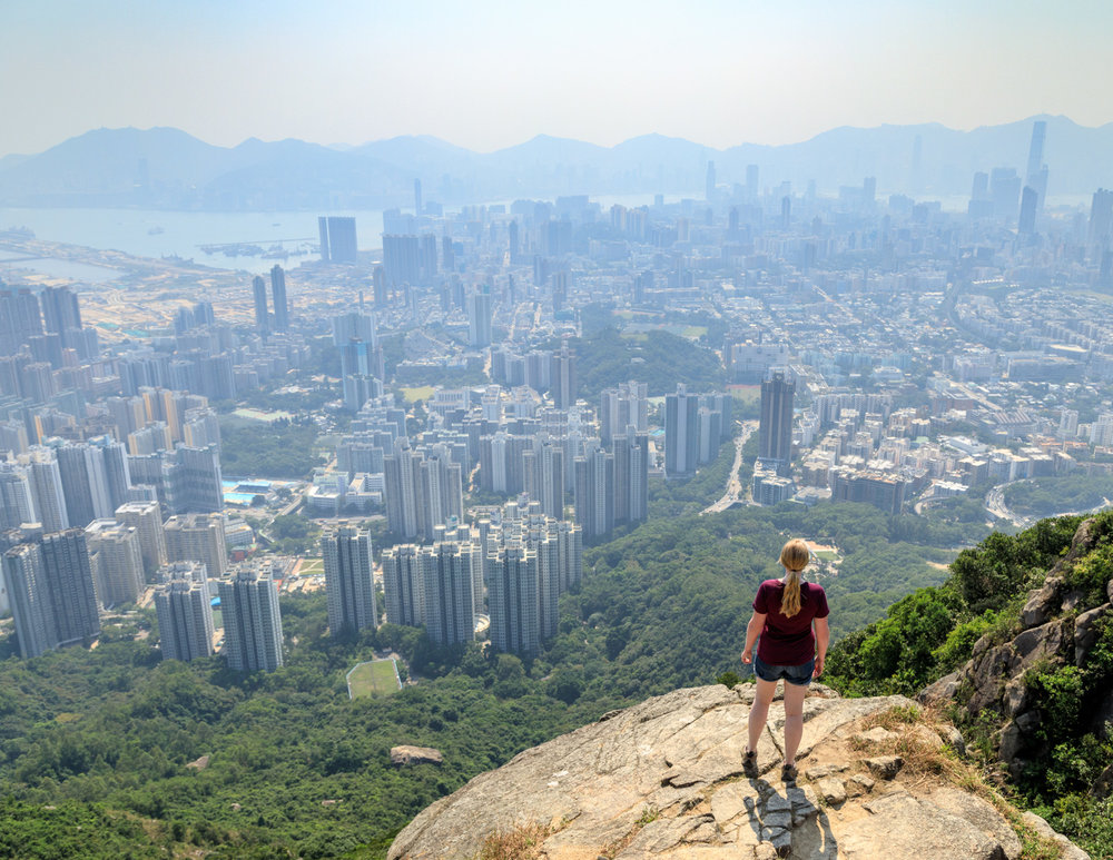 Best Hong Kong hikes: Lion Rock Peak