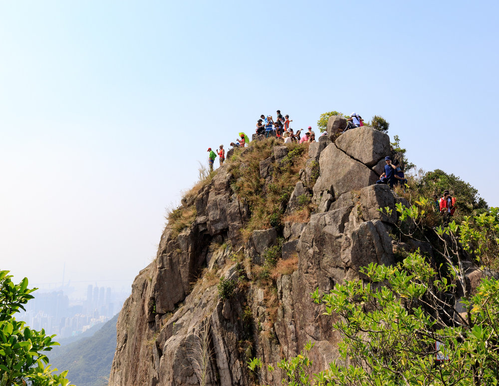 Best Hong Kong walks: Lion Rock Peak Trail