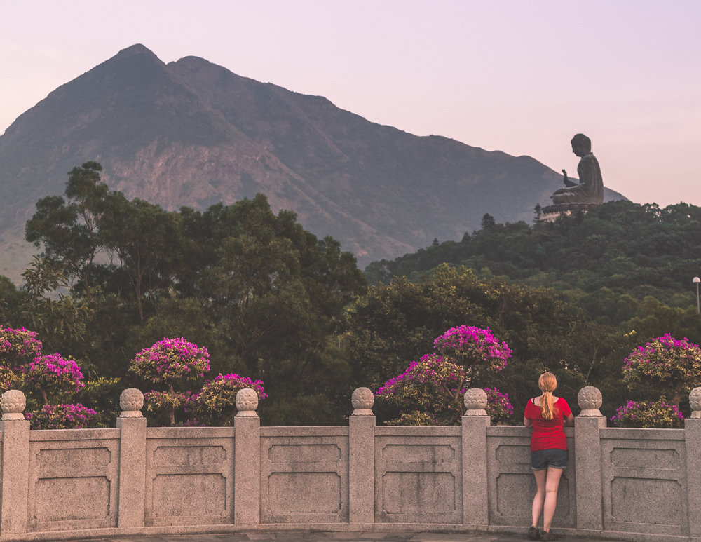 Best Hong Kong Hikes: Lantau Peak