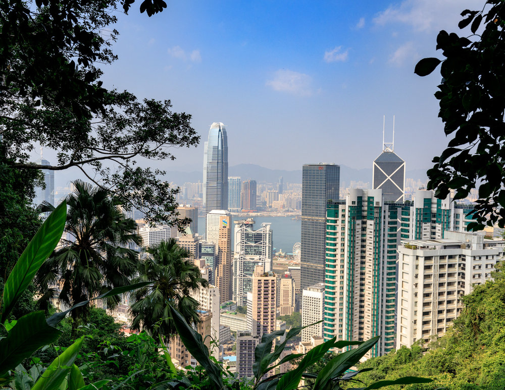 Top Hong Kong hikes: Victoria Peak Trail