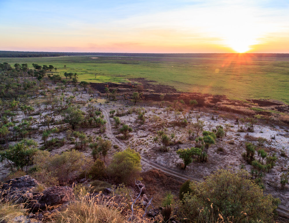 The best things to do in Kakadu: Sunset at Ubirr