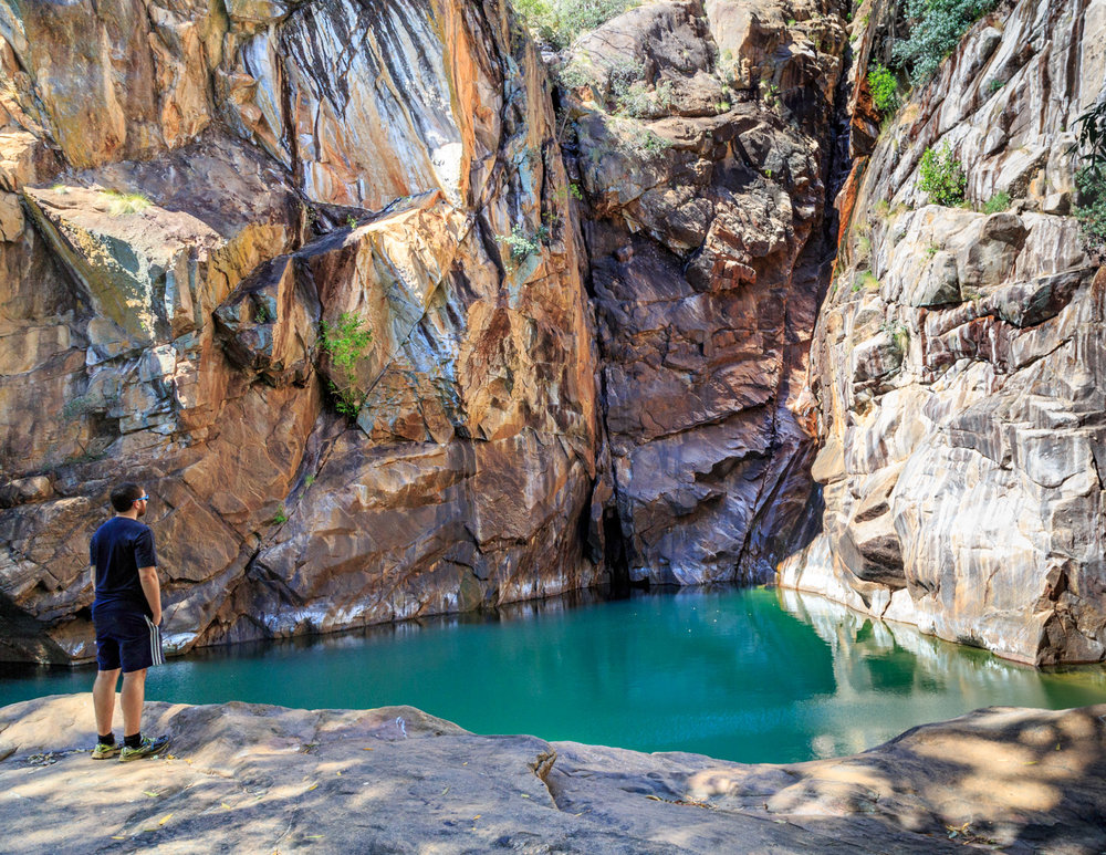 The best things to do in Kakadu: Motor Car Falls