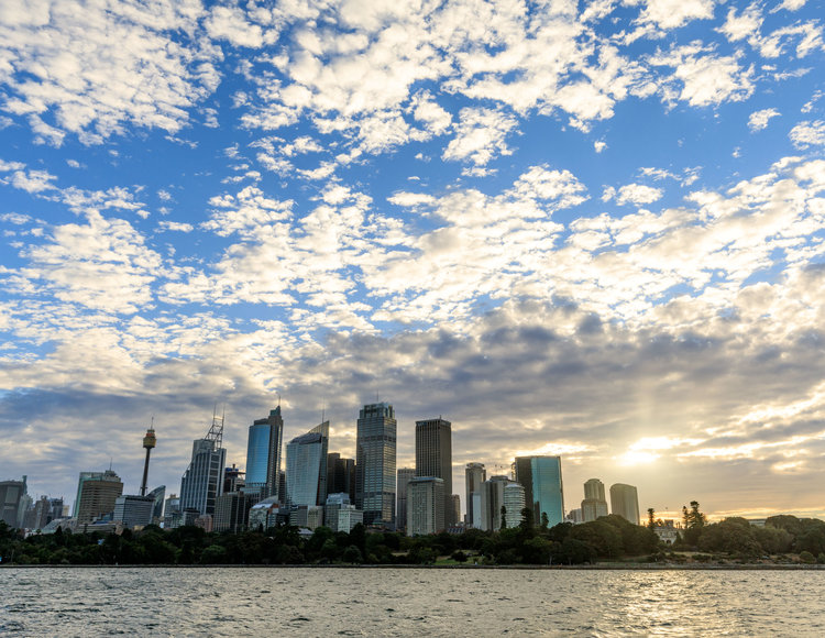 When Is The Best Time To Visit Australia Sydney Sunset