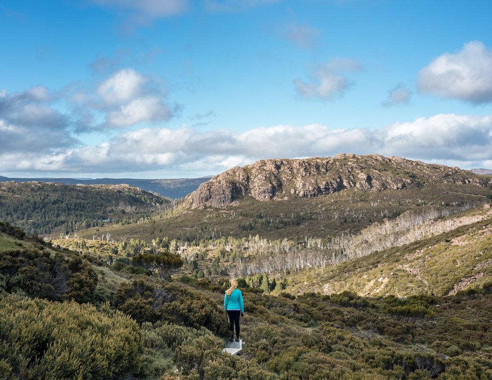 The Walls of Jerusalem, Tasmania