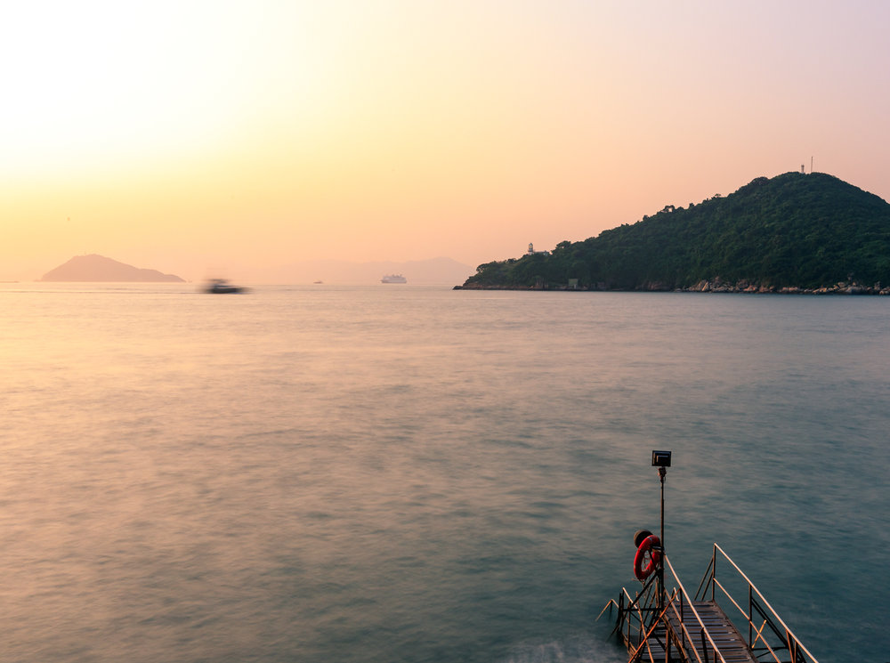 Best things to do in Hong Kong: Sai Wan Swimming Shed