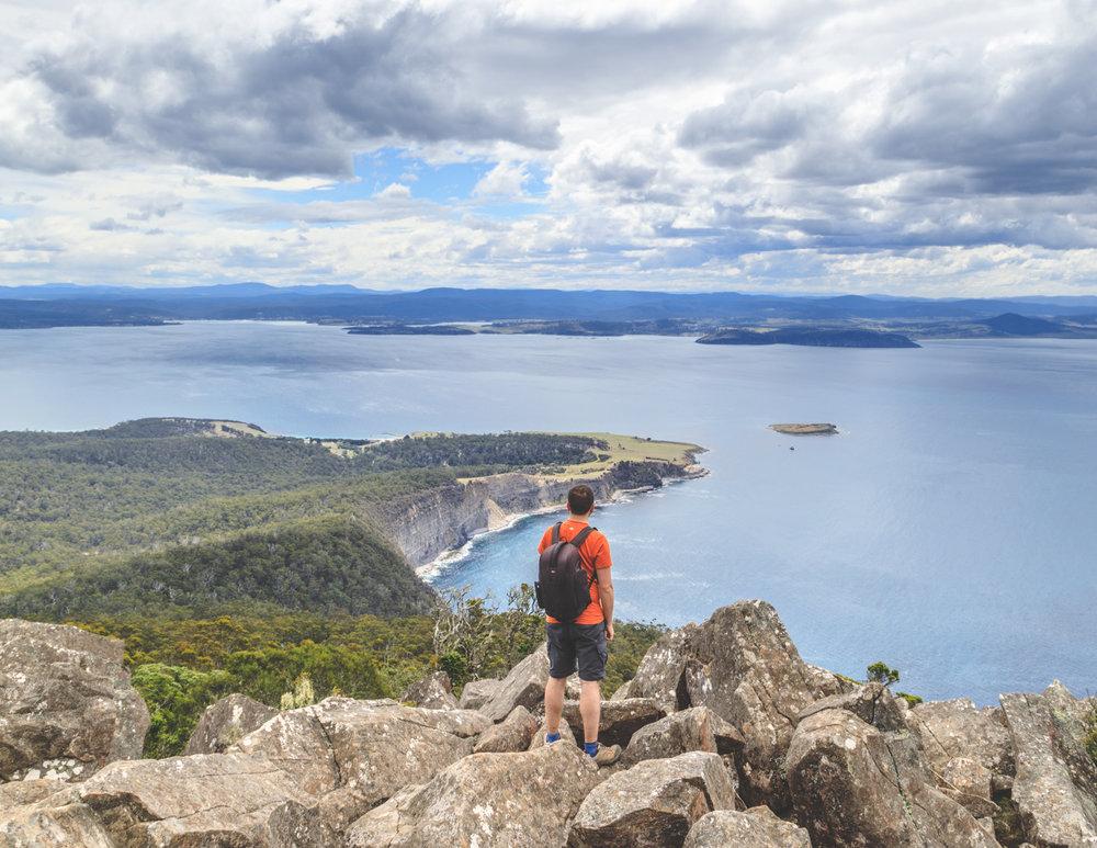 The best things to do in Tasmania: Bishop & Clerk, Tasmania
