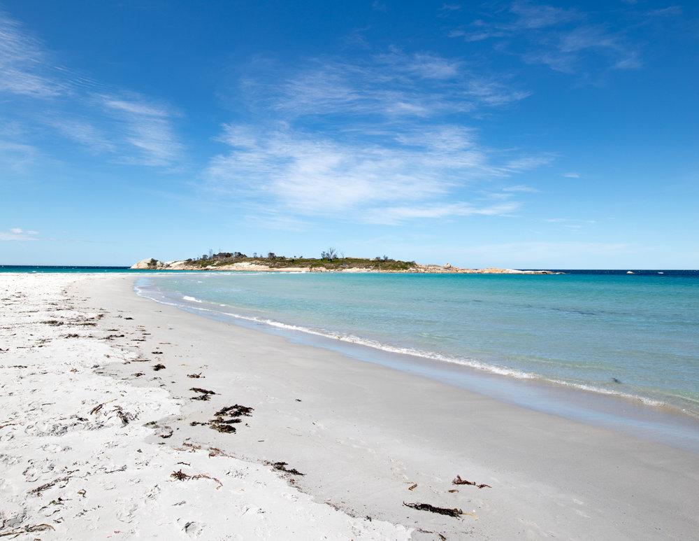 Bicheno Beach, Tasmania