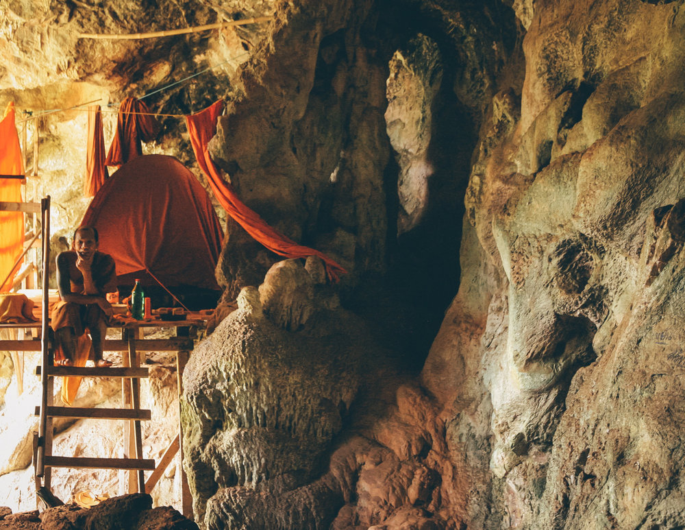 Cave Lodge Hikes, Best of Thailand