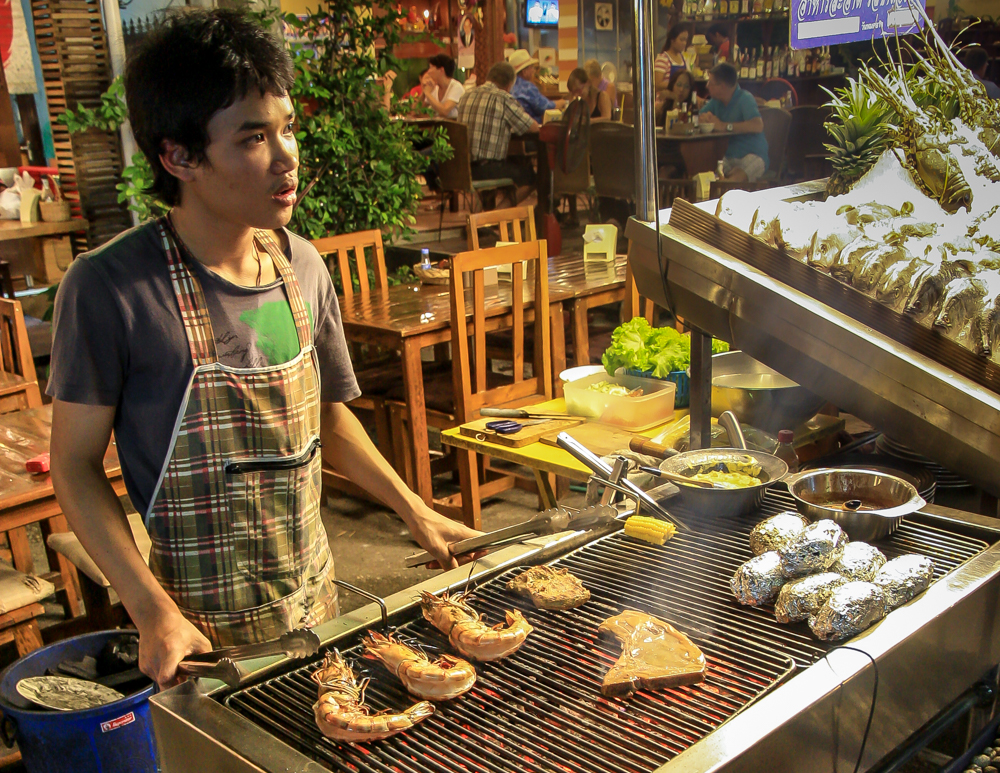 Street Food, Best things to do in Thailand