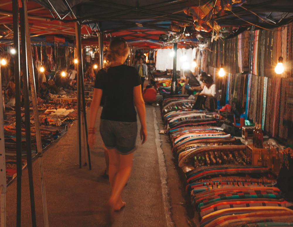 Night markets in Chiang Mai, Best things to do in Thailand
