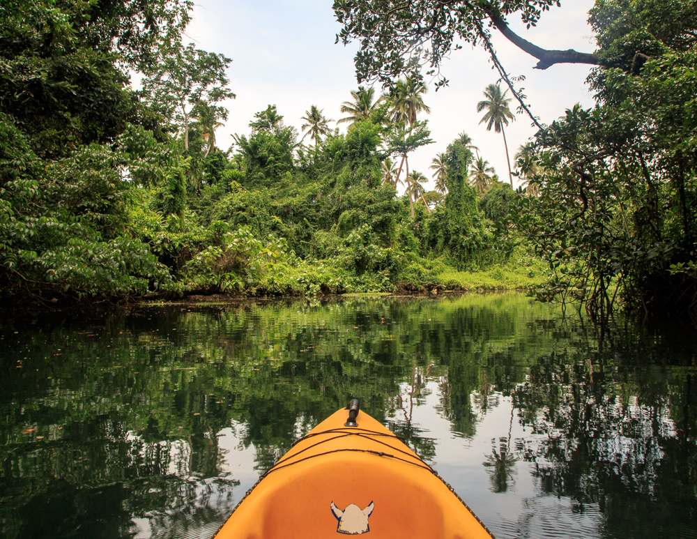 Best things to do in Espiritu Santo, Vanuatu, Kayaking